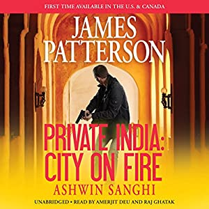 Private India: City on Fire Audiobook
