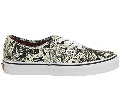 d7cead3fa5 Vans Authentic (Marvel) Multi/Women VN0A38EMU5I Skate Shoes: Amazon.ca:  Shoes & Handbags