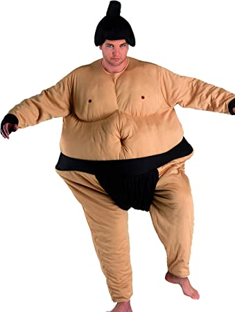 chiber - Disfraz Luchador de Sumo: Amazon.es: Juguetes y juegos