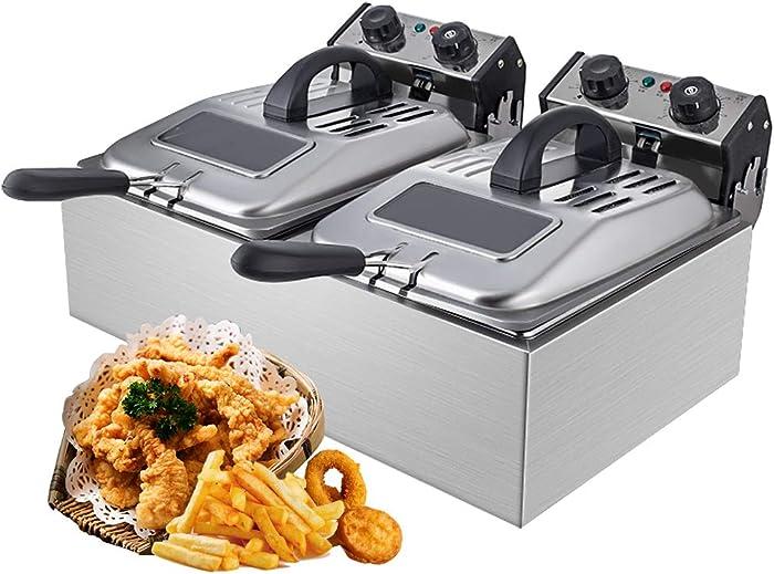 The Best Vulcan Commercial Deep Fryer Lids