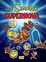 Les Simpson, tome 25 : Supernova par Groening