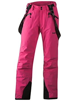 717d7e0b Bergans Pants Womens Shell Oppdal Insulated Zip Pocket L Hot Pink 5023,  Accessories - Amazon Canada