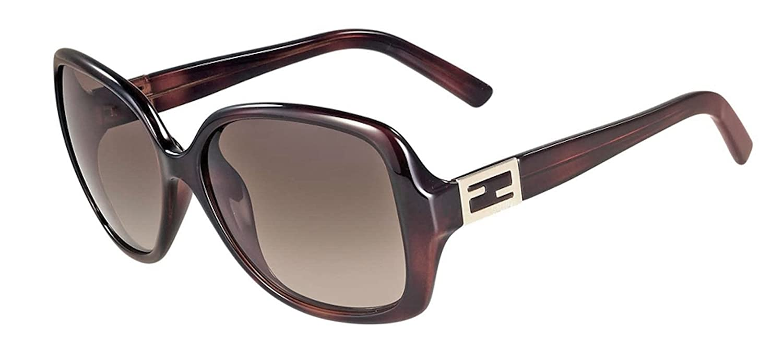 5c03810d6c Amazon.com  Fendi Sunglasses   FREE Case FS 5227 238  Clothing