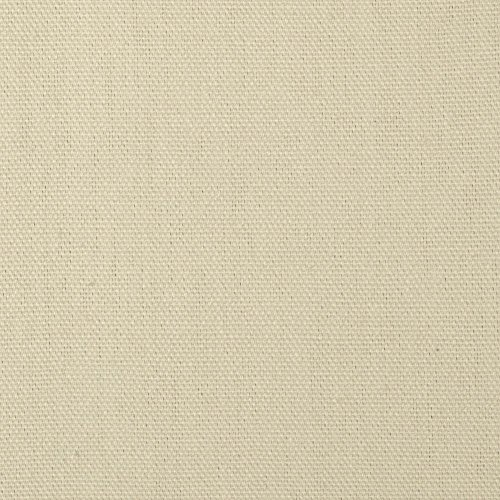 "Canvas Fabric Natural 7oz 100% Cotton Fabric, 60"" Inches Wide – Sold By The Yard (FB)"