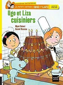 """Afficher """"Les petits métiers d'Ugo et Liza Ugo et Liza cuisiniers"""""""