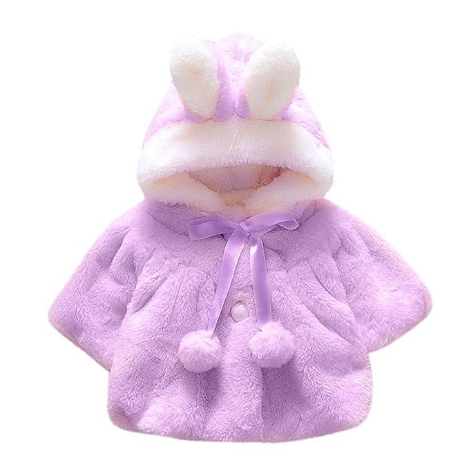 021fb0490 Baby Girls Hooded Coat