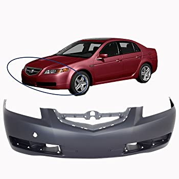 Amazoncom OE Replacement Acura TL Front Bumper Cover Partslink - 2003 acura tl front bumper