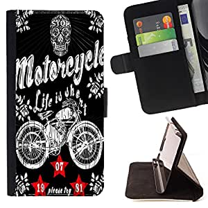 Jordan Colourful Shop - FOR Samsung Galaxy S3 III I9300 - let me say - Leather Case Absorci¨®n cubierta de la caja de alto impacto