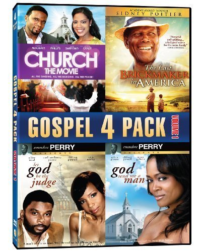 - Gospel Quad Volume 1 by Phase 4 Film by Various