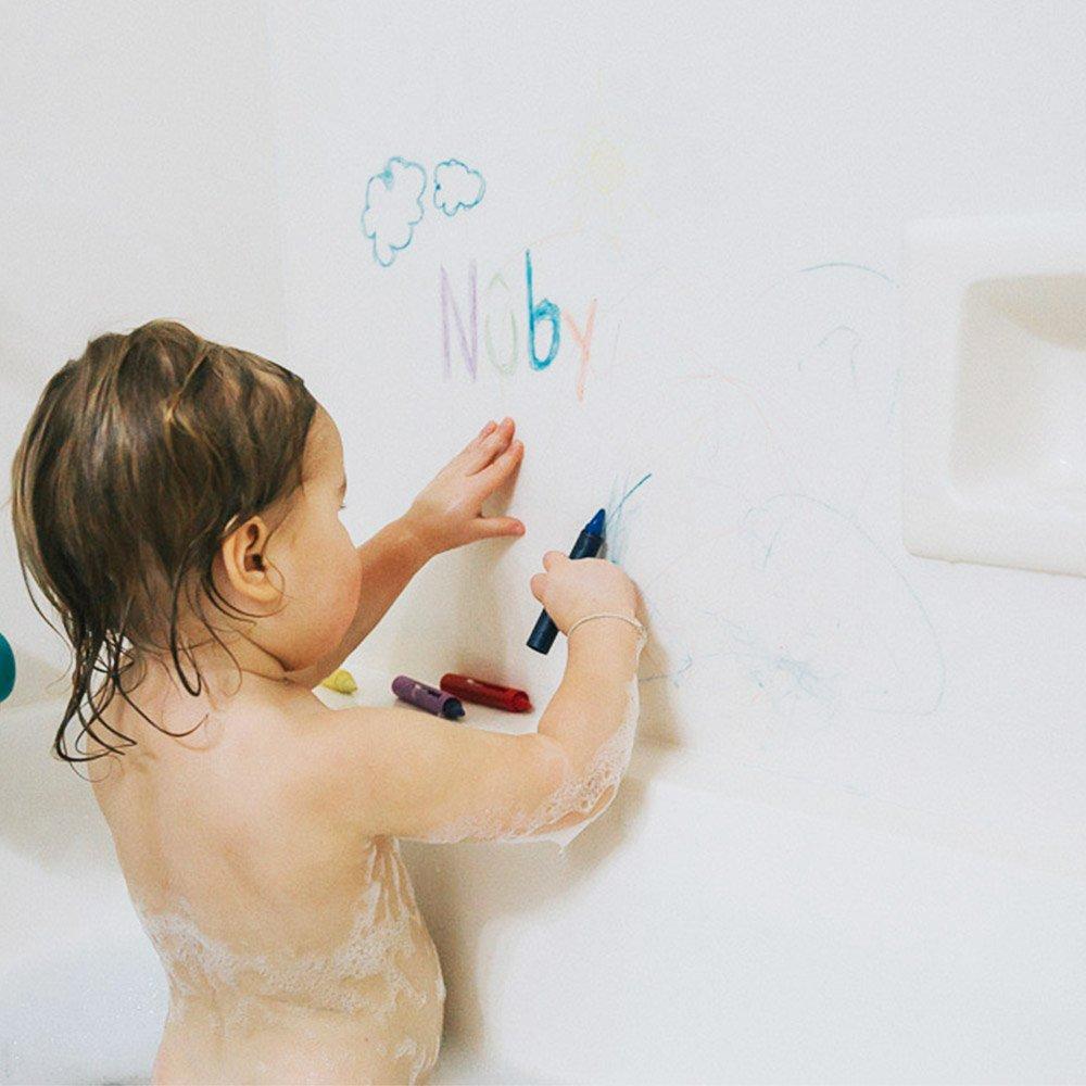 Nuby ID6156 - Pack 5 lápices para la bañera: Amazon.es: Bebé