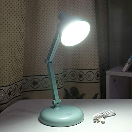 recargable plegable LED lámpara de mesa Lámpara mesa de 1JKcTFl3