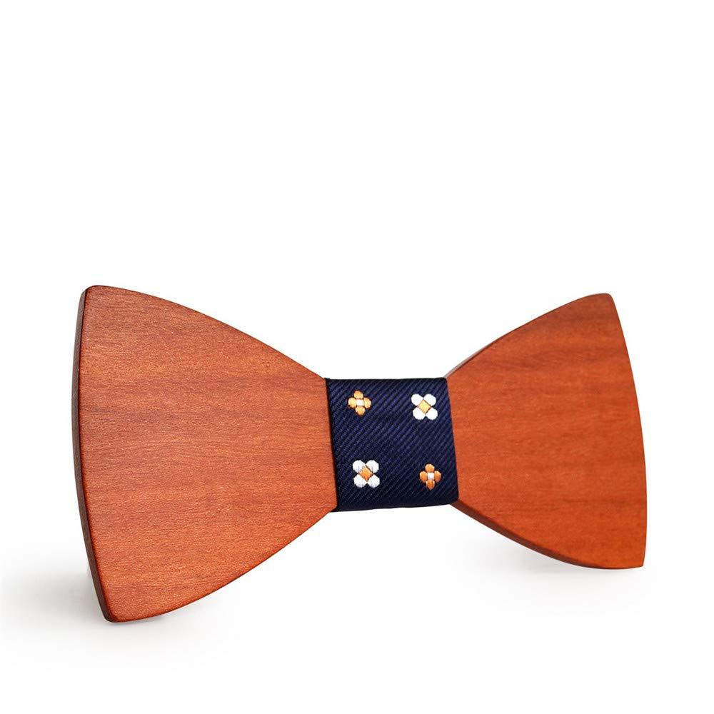 Corbatas de lazo para hombre Corbata de lazo para hombres Bordado ...