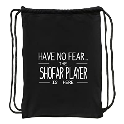 Eddany Have no fear the Shofar Player is here Sport Bag