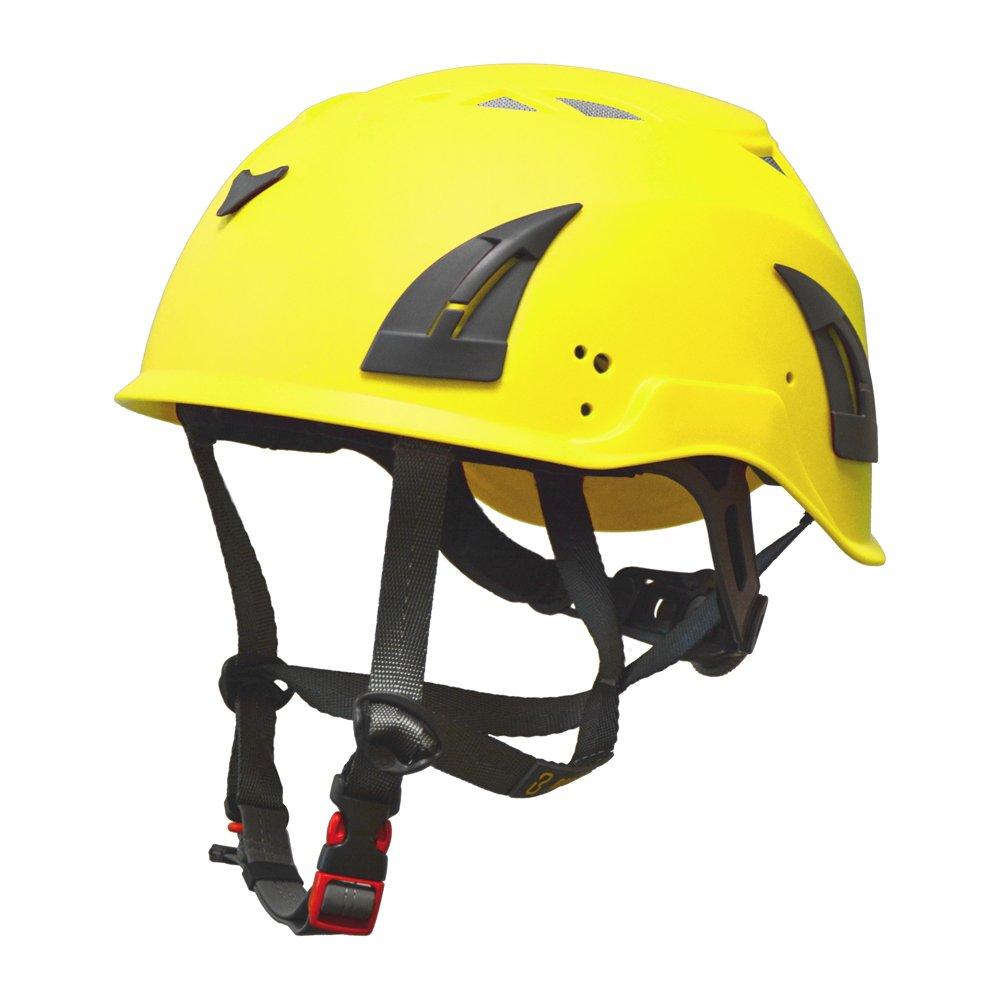 Orange Vented BIG BEN UltraLite Height Safety Helmet
