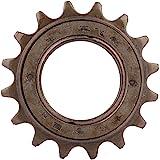 Bike Single Speed Freewheel, 16 Teeth Bike Freewheel Cassette Sprocket One-Speed 16T Bicycle Replacement Accessory