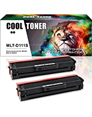 Cool Toner 2 Pack Compatible for Samsung MLT-D111S MLTD111S MLT D111S Black Toner Cartridge Compatible for Samsung Xpress SL-M2070 SL-M2026 SL-M2070W SL-M2026W SL-M2022 SL-M2070FW Toner Printer
