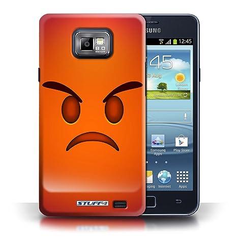 Carcasa/Funda STUFF4 dura para el Samsung Galaxy S2/SII ...