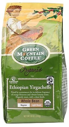 Green Mountain Coffee Roasters Organic Coffee Ethiopian Yirgacheffe