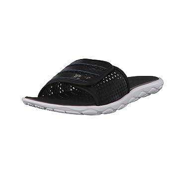 8bc9fd162fec adidas BORAMA Supercloud Slides - Core Black - 6  Amazon.co.uk  Shoes   Bags