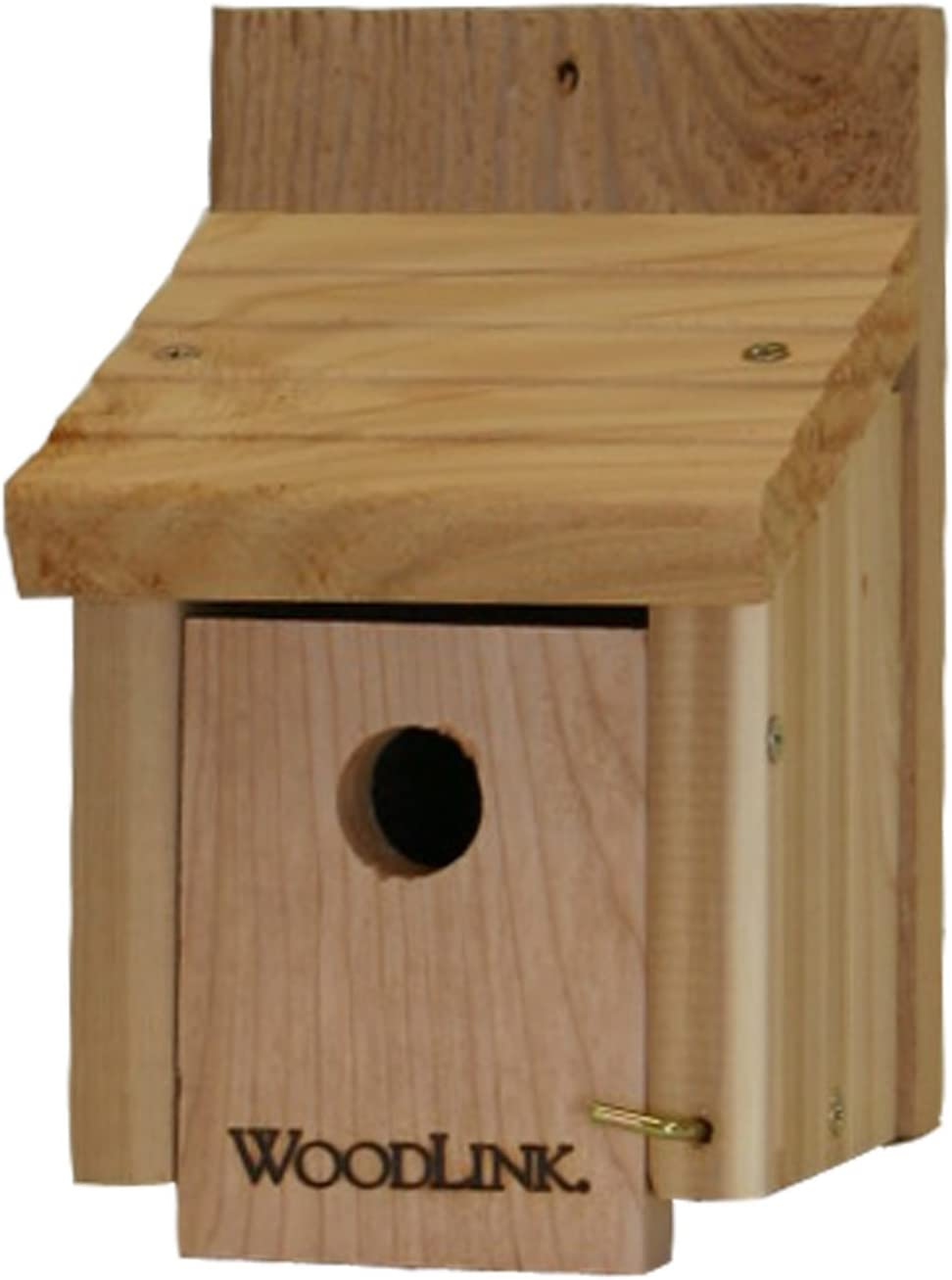 Woodlink Audubon Traditional Wren House Model NAWREN Pack of 2