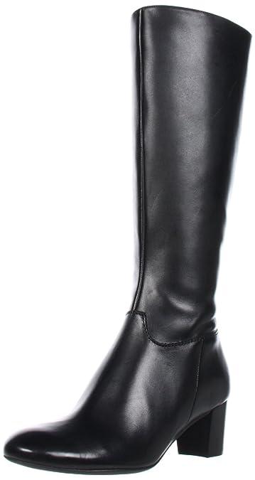 ECCO Women's Nioki Plain Boot,Black,41 EU/10-10.5 M US