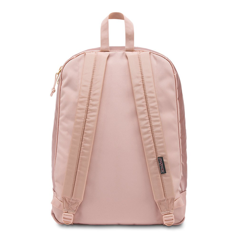 JanSport Super FX Backpack - Rose Smoke Gold