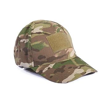 Ever Fairy Sombrero Militar de béisbol Sombrero de Camuflaje ...