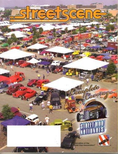 Streetscene Magazine, Vol. 37, No. 10 (October, 2007)