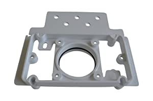 Central Vacuum Mounting Bracket (1)