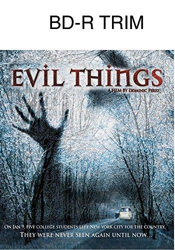 Evil Things [Blu-ray]