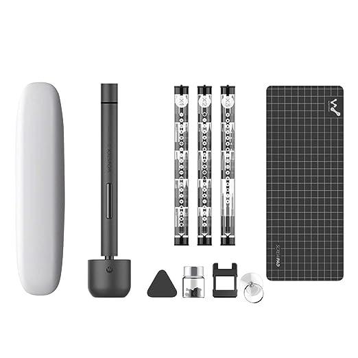 Zinniaya WOWSTICK 1F + Mini Destornillador eléctrico Kit de ...