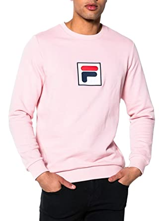 Fila Sweatshirt Rian Rosa XL (X-Large): Amazon.de: Bekleidung