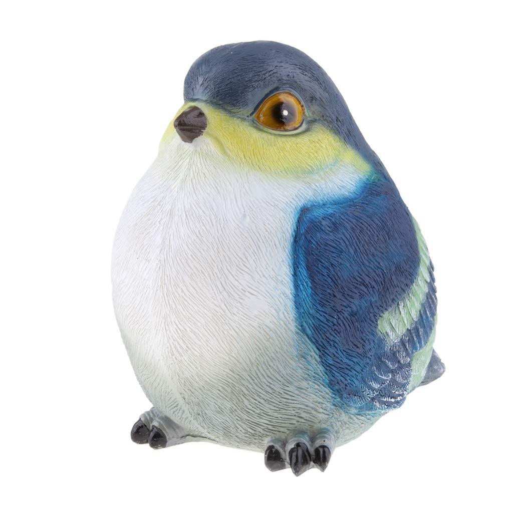 Amazon.es: B Blesiya Estatua de Pájaros de Aire Libre Adorno de ...