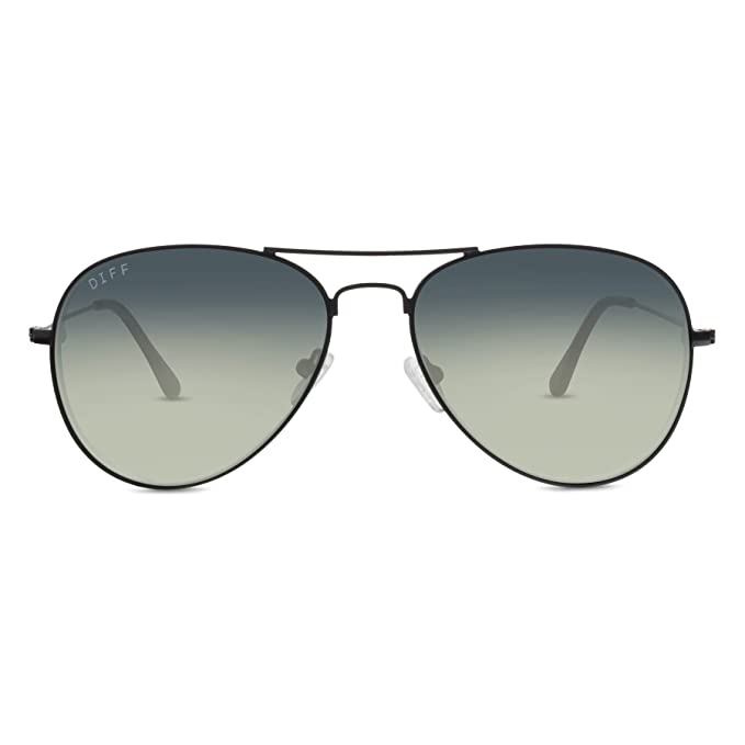 eddf1138a Diff Eyewear: Cruz - Designer Aviator Sunglasses - 100% UVA/UVB: Amazon.ca:  Clothing & Accessories