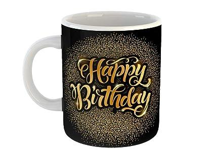 Printojas Buy Birthday Mug Customize Coffee MugHappy Printed 3TlFJcK1