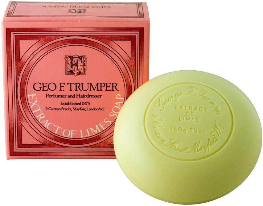 Geo F. Trumper Extract of Limes Bath Soap, 150g