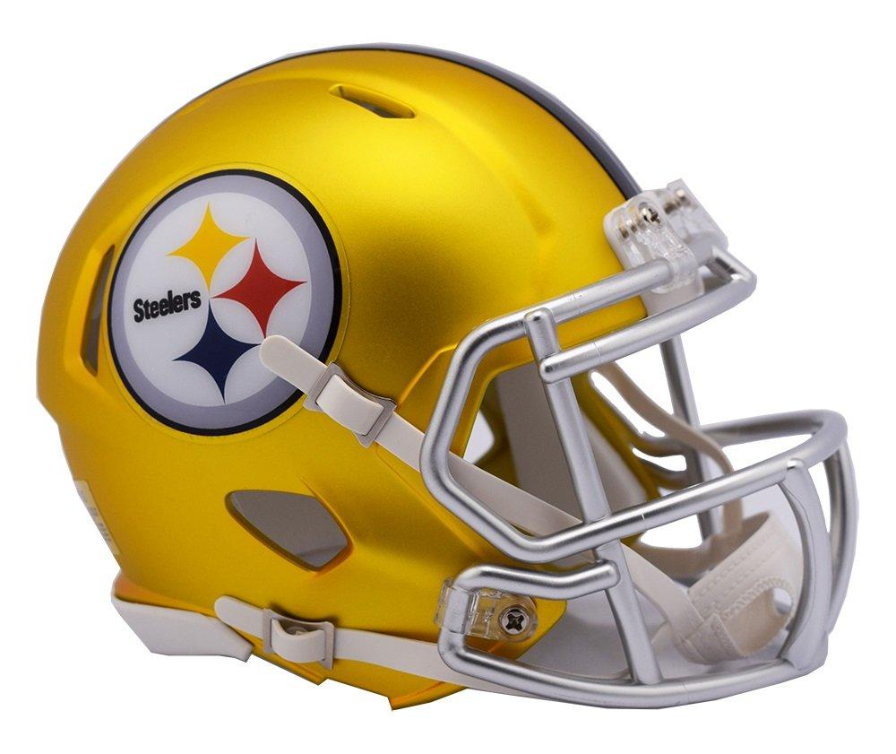 Riddell Blaze Alternate Speed Replica Helmet Pittsburgh Steelers 8053728
