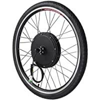 "SWEEPID - Kit de conversión para Bicicleta eléctrica (26"", 1000 W, 48 V)"