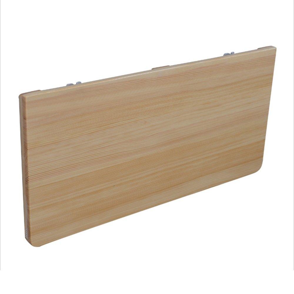 NAN 壁掛け式ドロップリーフテーブル、折りたたみキッチン&ダイニングテーブルデスク、子供用テーブル木製(16サイズあり) ワークベンチ (サイズ さいず : 100 * 40CM) B07FCLC14Z 100*40CM 100*40CM
