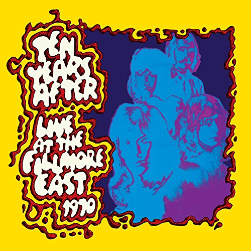 Love Like a Man (Live at the Fillmore East) (Ten Years After Love Like A Man)