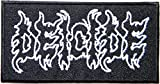 Deicide Heavy Metal Rock Punk Band Logo Music Patch Sew Iron on Embroidered