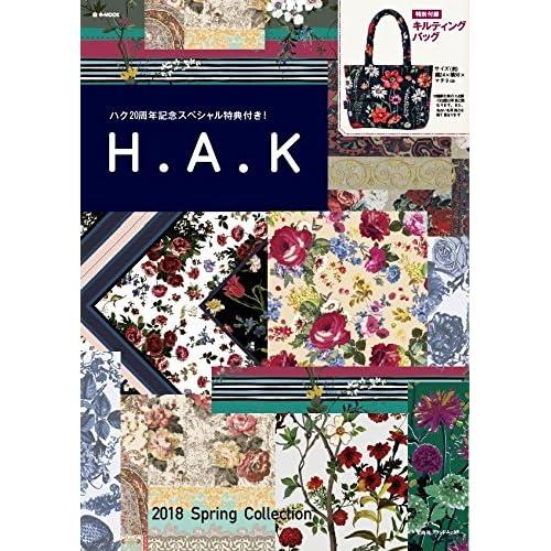 H.A.K 2018年春号 画像 A