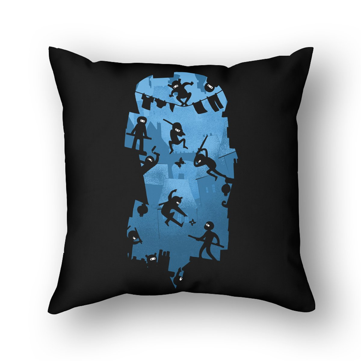 Amazon.com: AnFuK Ninja Kick Ass Clash Standard Throw ...