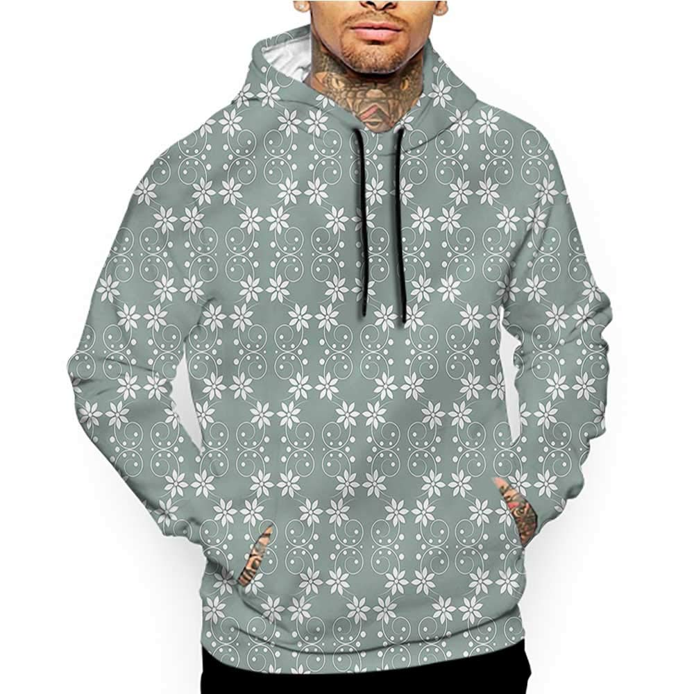 flybeek Hoodies Sweatshirt/Autumn Winter Futuristic,Cyberpunk Cityscape,Sweatshirt Blanket