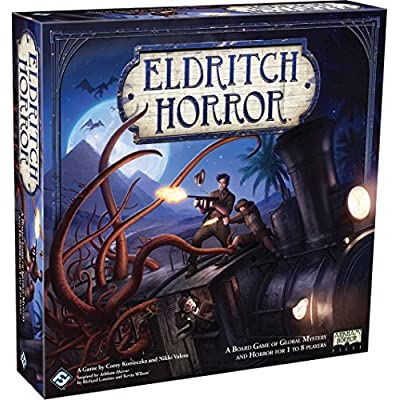 Eldritch Horror: Fantasy Flight Games: Toys & Games