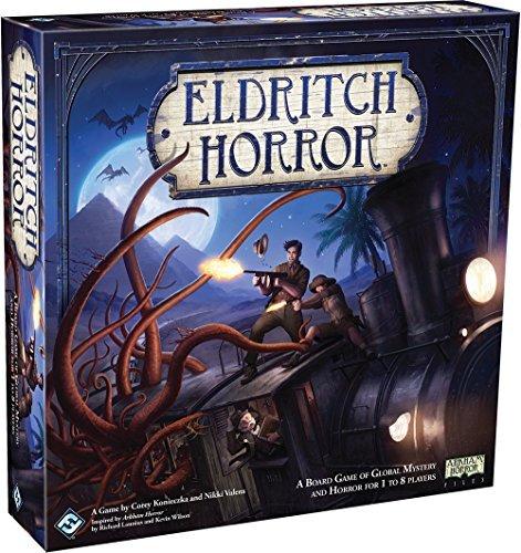 Eldritch Horror from Fantasy Flight Games