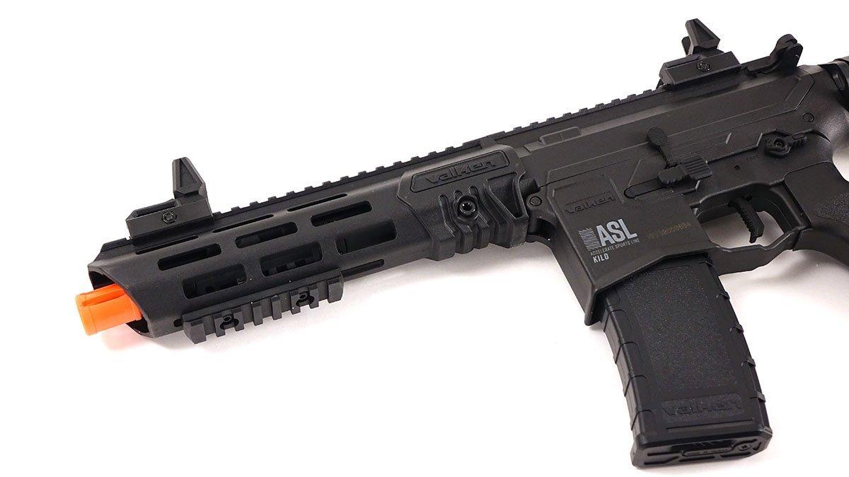 Amazon.com: Valken ASL Kilo M4 6 mm. AEG Airsoft rifle ...
