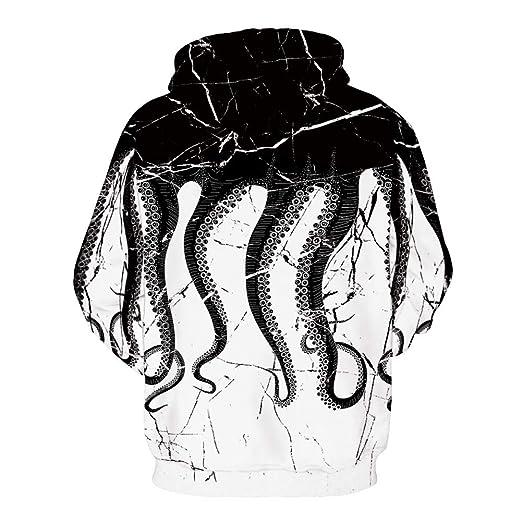 Tentacles Octopus Stampa Digitale Le Coppie di Grandi