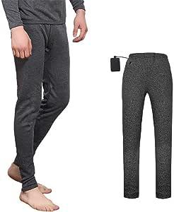 SONNIGPLUS Pantalón térmico Hombre Calefaccion electrica con ...