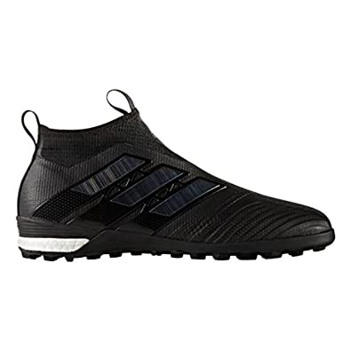 uk availability d5a1c 74e71 adidas ACE Tango 17+ PURECONTROL TF Mens Soccer Shoes, CBLACKCBLACKCBLACK